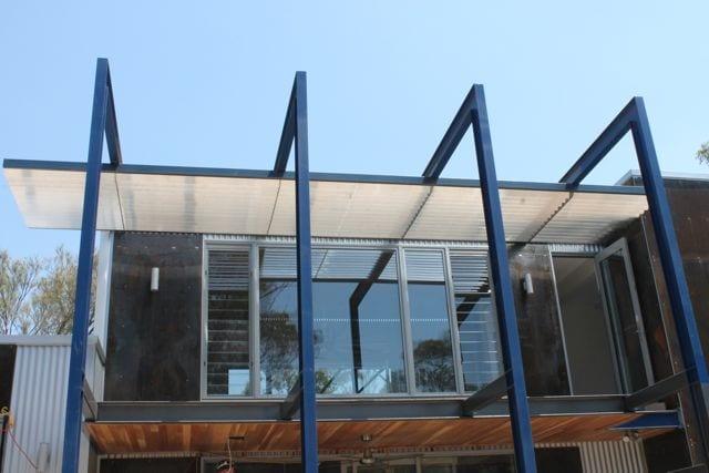 smart home design for hot climates