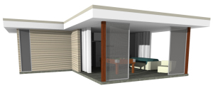 Environmentally friendly home design