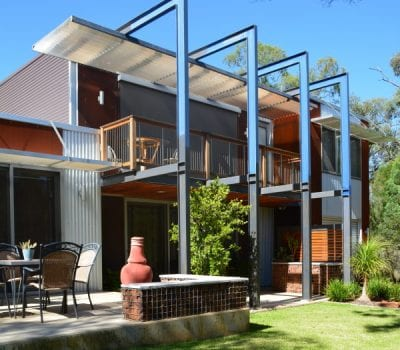 Stonestreet rural home design