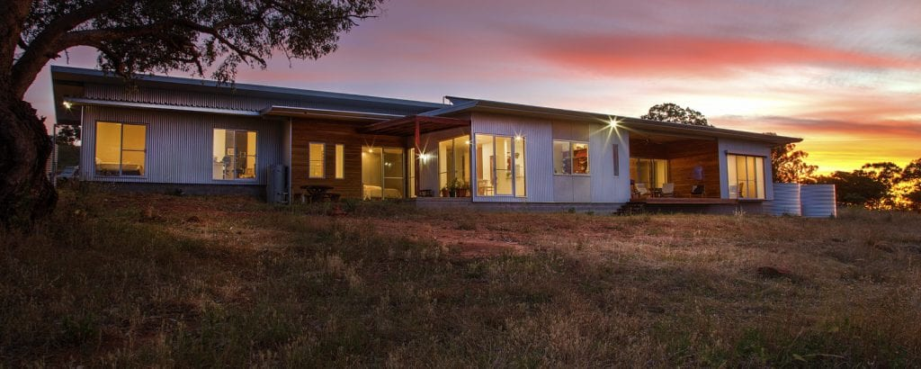 Rural Hot Climate Architecture