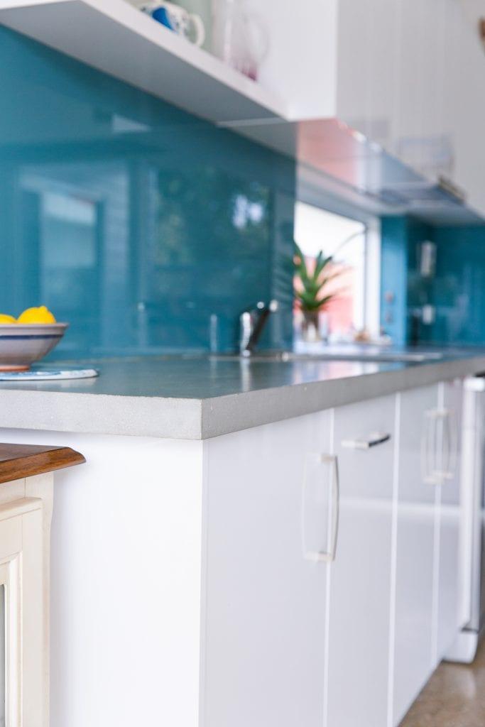 secondary dwelling kitchen